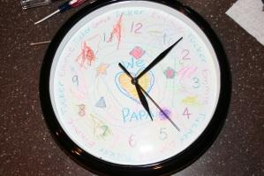 wall-clock-15